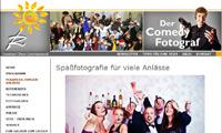 Comedy-Fotograf - Website