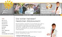 Der Hochzeitskünstler - Website